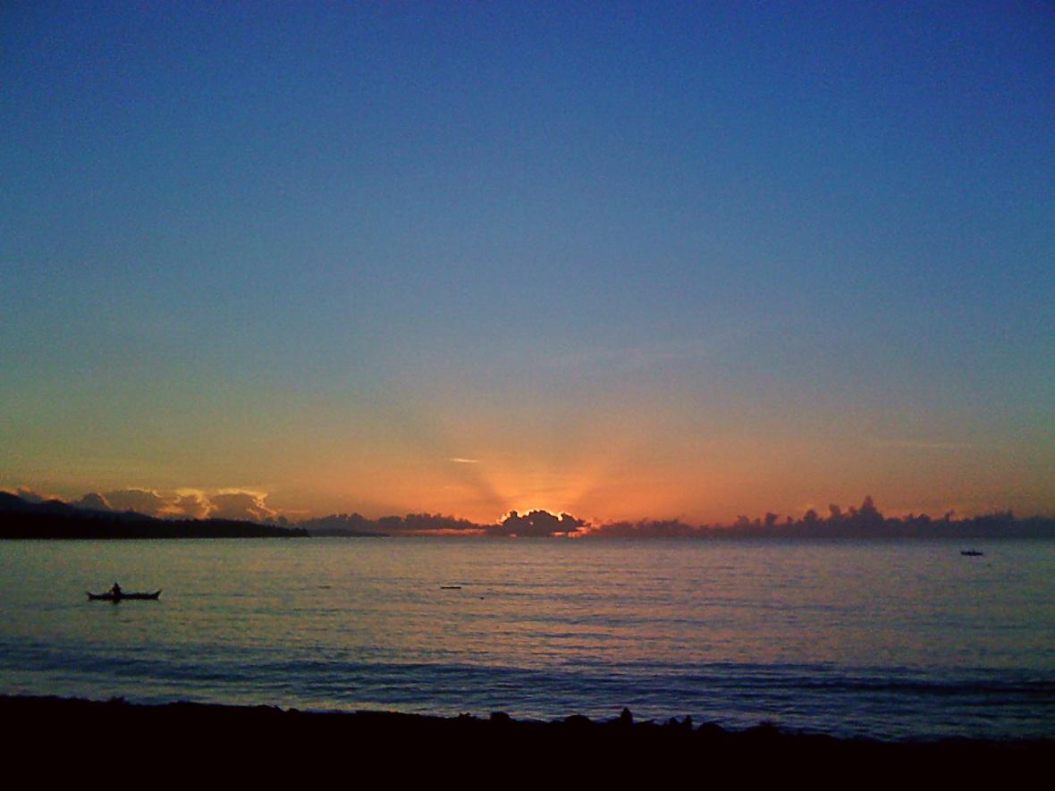 Dahican Sunrise