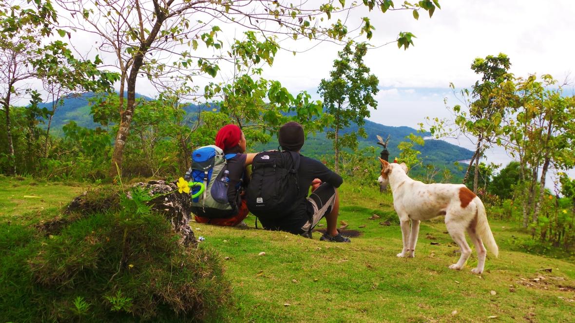 Mt. Puting Bato Traverse